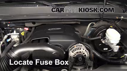 2007 GMC Sierra 1500 SLE 4.8L V8 Extended Cab Pickup (4 Door) Fuse (Engine)