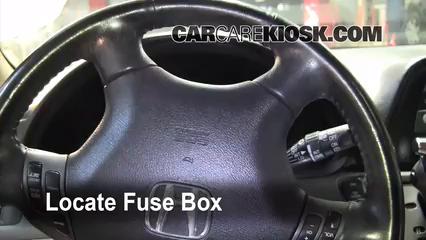 2007 Honda Odyssey EX 3.5L V6 Fusible (intérieur)