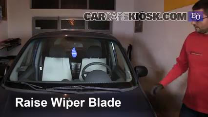 2007 Hyundai Atos Prime Comfort 1.1L 4 Cyl. Windshield Wiper Blade (Front)