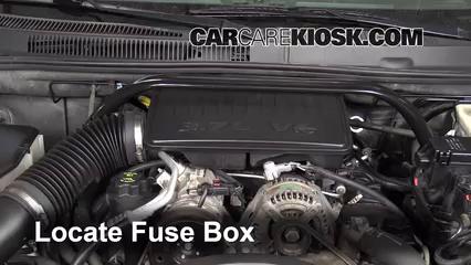 2007 Jeep Grand Cherokee Laredo 3.7L V6 Fuse (Engine)