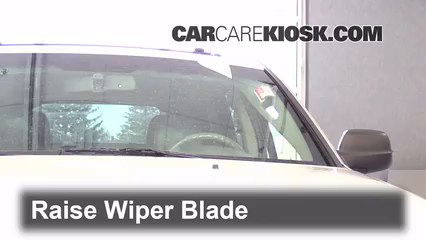 2007 Jeep Grand Cherokee Laredo 3.7L V6 Windshield Wiper Blade (Front)