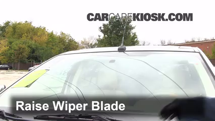 2007 Lincoln MKX 3.5L V6 Windshield Wiper Blade (Front)