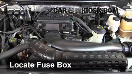 2007 Lincoln Mark LT 5.4L V8 Fusible (motor) Control