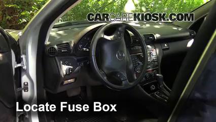 2007 Mercedes-Benz C280 4Matic 3.0L V6 Fuse (Interior)