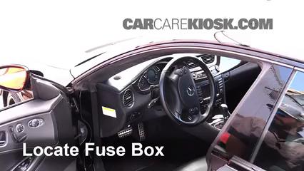 2007 Mercedes-Benz CLS63 AMG 6.3L V8 Fuse (Interior)