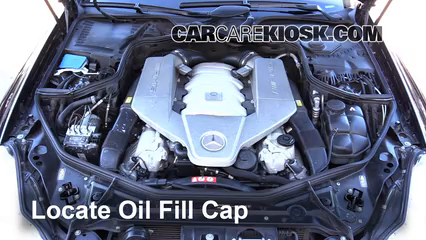 2007 Mercedes-Benz CLS63 AMG 6.3L V8 Oil