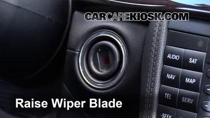 2007 Mercedes-Benz CLS63 AMG 6.3L V8 Windshield Wiper Blade (Front)