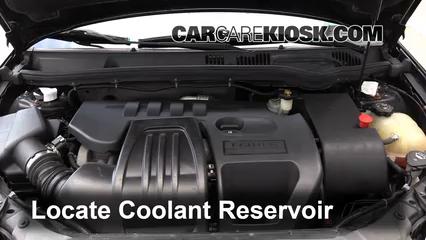 2007 Pontiac G5 2.2L 4 Cyl. Coolant (Antifreeze)