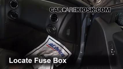 2007 Pontiac Grand Prix 3.8L V6 Fusible (interior) Cambio