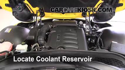 2007 Pontiac Solstice 2.4L 4 Cyl. Coolant (Antifreeze)