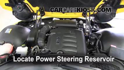 2007 Pontiac Solstice 2.4L 4 Cyl. Power Steering Fluid