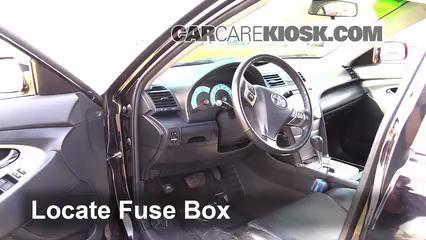 2007 Toyota Camry LE 3.5L V6 Fuse (Interior)