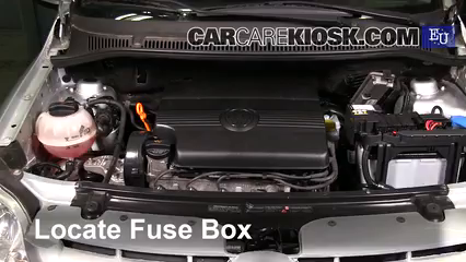 2007 Volkswagen Fox Urban 1.4L 4 Cyl. Fuse (Engine)