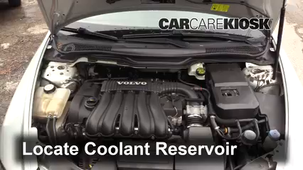 2007 Volvo V50 2.4i 2.4L 5 Cyl. Coolant (Antifreeze)