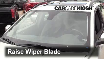 2007 Volvo V50 2.4i 2.4L 5 Cyl. Windshield Wiper Blade (Front)
