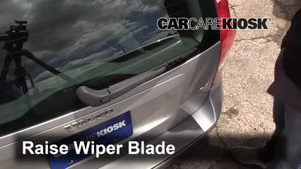 2007 Volvo V50 2.4i 2.4L 5 Cyl. Windshield Wiper Blade (Rear)