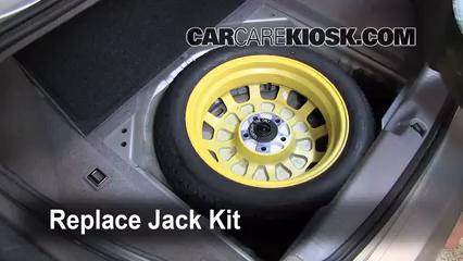 fix a flat tire acura rl 1996 2004 1998 acura rl 3 5l v6 rh carcarekiosk com 2008 Acura RL Owner's Manual Acura Service Manual