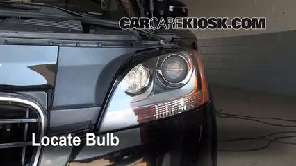 Headlight Change 2008-2015 Audi TT Quattro - 2008 Audi TT