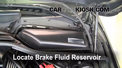 2008 BMW 528xi 3.0L 6 Cyl. Brake Fluid