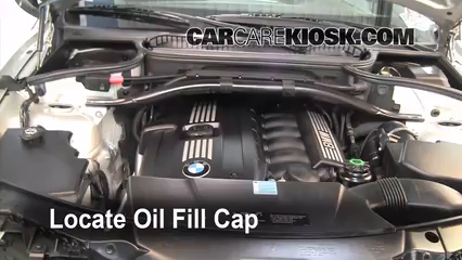 How To Add Oil BMW X3 2004 2010