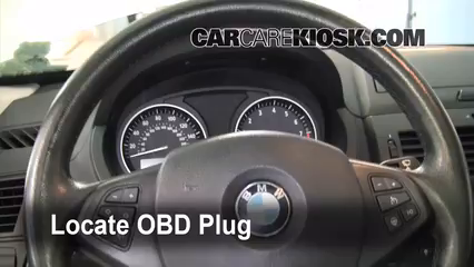 2008 BMW X3 3.0si 3.0L 6 Cyl. Check Engine Light Diagnose