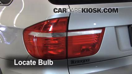 Brake Light Change 2007-2013 BMW X5 - 2008 BMW X5 3.0si 3.0L 6 Cyl.