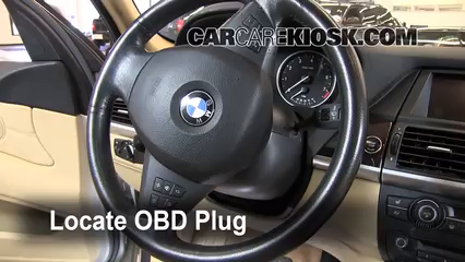 Engine Light Is On: 2007 2013 BMW X5   What To Do