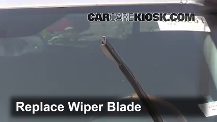 43428ffe0265 Front Wiper Blade Change Buick Enclave (2008-2012) - 2008 Buick ...