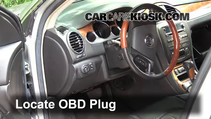 Engine Light Is On: 2008-2012 Buick Enclave - What to Do