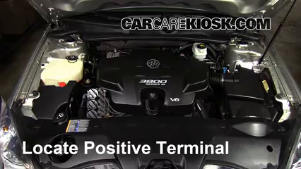 How to Add Refrigerant to a 2006-2011 Buick Lucerne - 2008 Buick ...