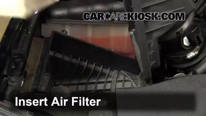 2007-2014 Cadillac Escalade Engine Air Filter Check - 2008 ...