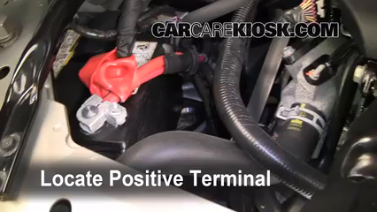 2008 Chevrolet Impala LT 3.5L V6 FlexFuel%2FBattery Locate Part 2 how to jumpstart a 2006 2016 chevrolet impala 2008 chevrolet  at soozxer.org