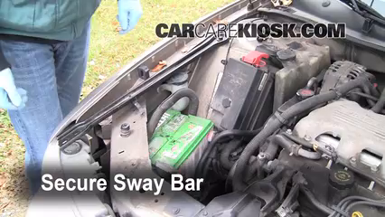 Battery Replacement 2006 2013 Chevrolet Impala 2008