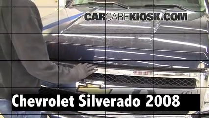2008 Chevrolet Silverado 1500 LT 5.3L V8 Extended Cab Pickup (4 Door) Review