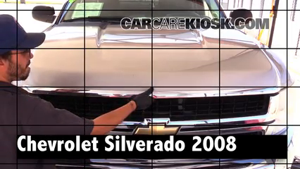 2008 Chevrolet Silverado 2500 HD LT 6.0L V8 Crew Cab Pickup (4 Door) Review