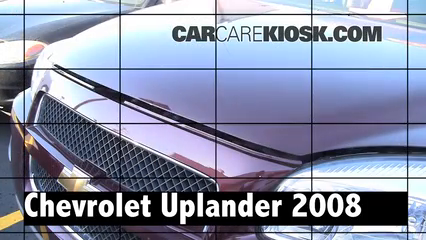 2008 Chevrolet Uplander LS 3.9L V6 Review