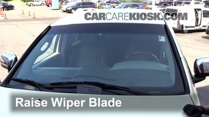 2008 Chrysler Aspen Limited 5.7L V8 Windshield Wiper Blade (Front)