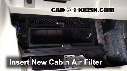 cabin filter replacement dodge caravan 2005 2007 2006 For2006 Dodge Grand Caravan Cabin Filter Location