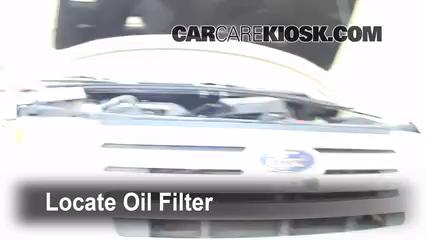 Find Oil Filter