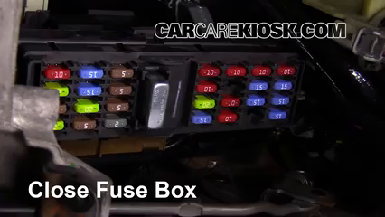 2008 Ford Explorer Sport Trac XLT 4.0L V6%2FFuse Interior Part 2 interior fuse box location 2007 2010 ford explorer sport trac 2007 ford explorer fuse box location at bayanpartner.co