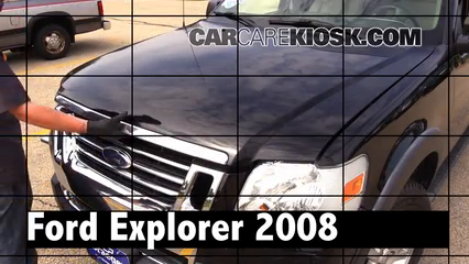 2008 Ford Explorer Sport Trac XLT 4.0L V6 Review
