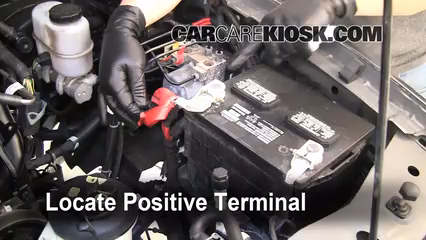How To Jumpstart A 2006 2011 Ford Ranger 2008 Ford