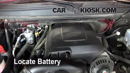 2008 GMC Yukon Denali 6.2L V8 Battery
