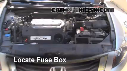 replace a fuse 2008 2012 honda accord 2008 honda accord ex l 3 5l rh carcarekiosk com fuse box diagram honda accord 2008 2009 Accord