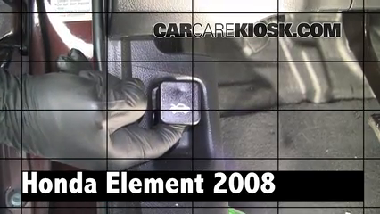 2008 Honda Element SC 2.4L 4 Cyl. Review