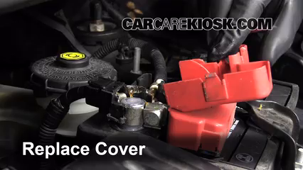 Perfect 9. Replace Cover Ensure The Cover Is Put Back Properly