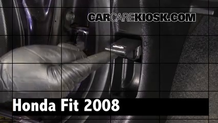 2008 Honda Fit 1.5L 4 Cyl. Review