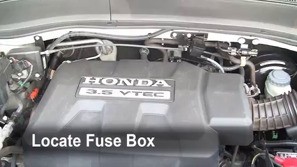 2008 Honda Ridgeline RTL 3.5L V6%2FFuse Engine Part 1 ridgeline fuse box data wiring diagram today