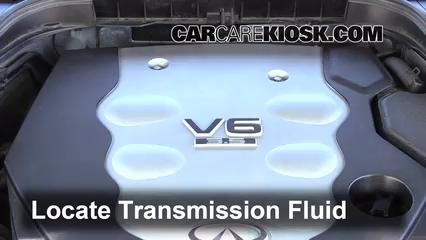 m35 transmission dipstick