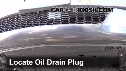 2008 Infiniti M35 X 3.5L V6 Oil Change Oil and Oil Filter